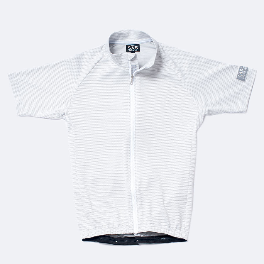 S1-A RIDING JERSEY (WHITE)